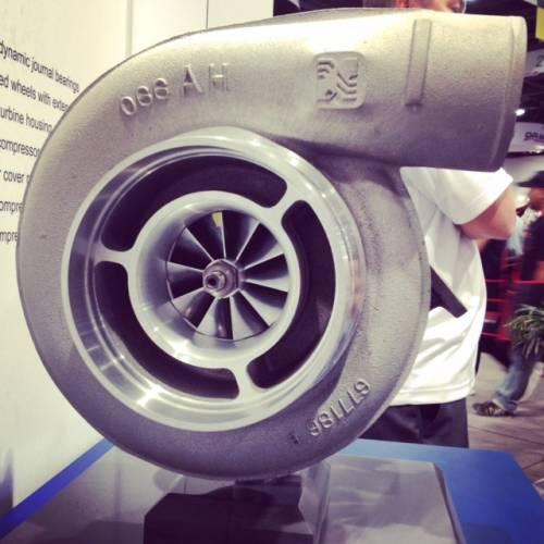 High Tech Turbo - S400 SX-E 72/87