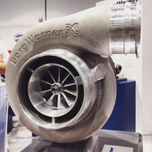 High Tech Turbo - S400 SX-E 76/96