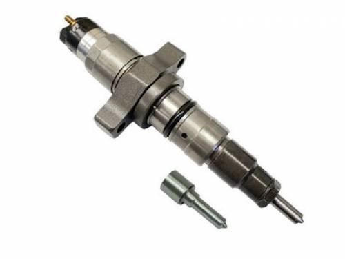 S&S Fuel System - S&S 03-04 Cummins 500% Injectors EDM/Honed SAC Nozzle