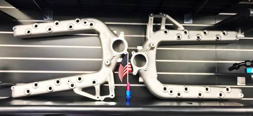ODAWGS S3R 6.0 PORTED INTAKE MANIFOLD