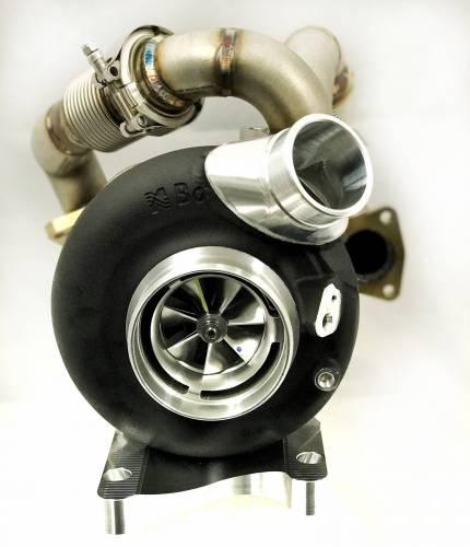 Maryland Performance Diesel - MPD 6.7 Quick Spool Budget SXE Turbo Kit (15-16)