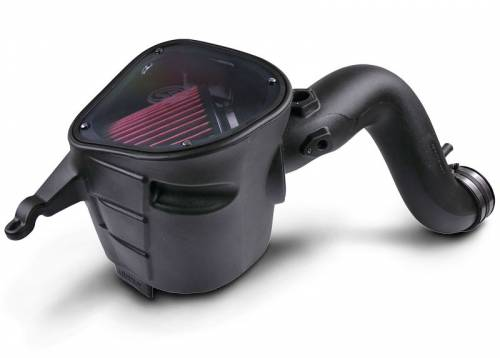 S&B Filters - S&B Filters 75-5093D Cold Air Intake Kit (Dry Disposable Filter) for 07.5-09 6.7 Cummins