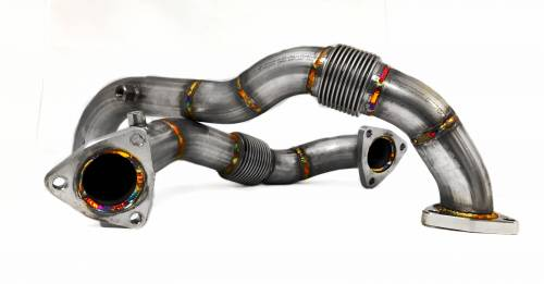 Maryland Performance Diesel - MPD 6.4 .120 Wall Up-Pipes