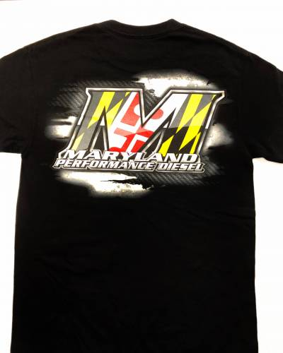 Maryland Performance Diesel - MPD Carbon Logo T-Shirt