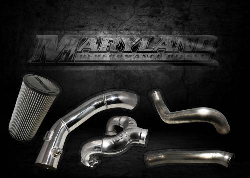 Maryland Performance Diesel - MPD Intercooler Piping Kit