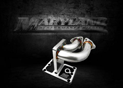 Maryland Performance Diesel - MPD 6.4L T4 Single Turbo Pedestal and Turbo Install System