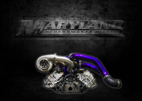 Maryland Performance Diesel - MPD 11-19 Compound Turbo Kit