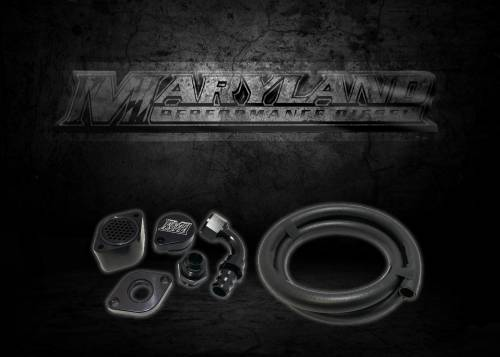 Maryland Performance Diesel - MPD 11-19 Engine Ventilation Kit