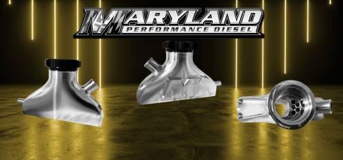 Maryland Performance Diesel - MPD 08-10 Engine Ventilation Kit