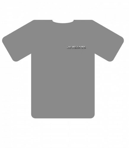 Maryland Performance Diesel - MPD Smoked out T-Shirt(grey)