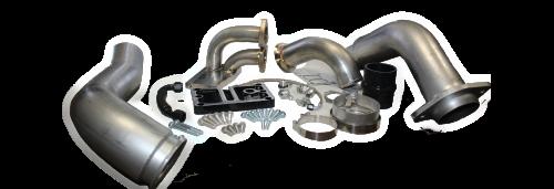 Maryland Performance Diesel - MPD 08-10 T4 Complete Single Turbo Kit
