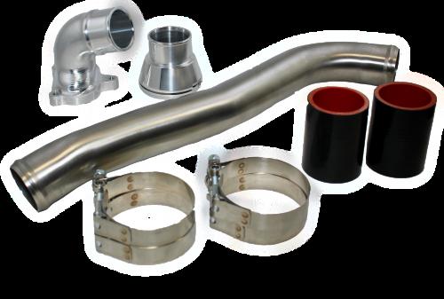 "Maryland Performance Diesel - MPD 20-22 Upper Coolant Hose Kit "" DUAL RADIATORS"""