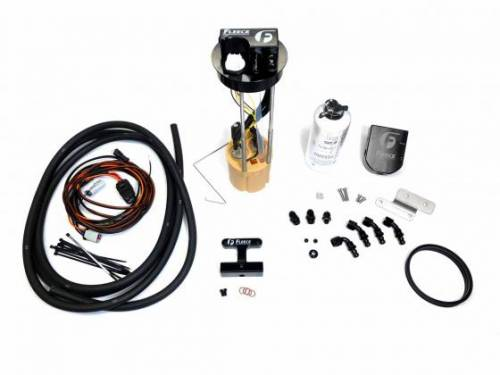 Fleece Performance - Fuel System Upgrade Kit With Powerflo Lift Pump For 2003 - 2004 Dodge Cummins Fleece Performance