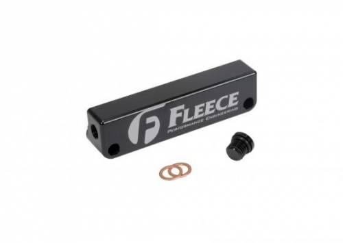 Fleece Performance - Fuel Filter Delete 2019-present 5th Gen Dodge Ram With Cummins Fleece Performance
