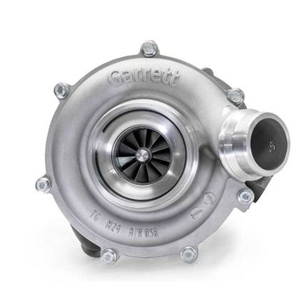Garrett Turbocharger - 17-19 Ford 6.7l Cab & Chassis Powerstroke Replacement Turbocharger
