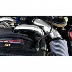 03-07 6.0L - AIR INTAKE SYSTEMS - No Limit Fabrication - No Limit Fabrication 6.0 Powerstroke Intake