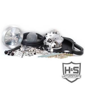 H&S Motorsports - H&S Motorsports 11-16 Ford 6.7L Dual High Pressure Fuel Kit - Image 3