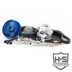 H&S Motorsports - H&S Motorsports 11-16 Ford 6.7L Dual High Pressure Fuel Kit - Image 4