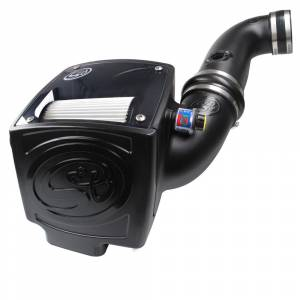 S&B Filters - S&B Filters 75-5058D Cold Air Intake Kit (Dry Disposable Filter) for 11-12 LML