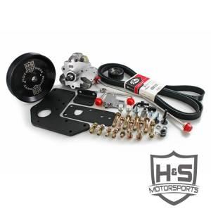 H&S Motorsports - H&S Motorsports 07-18 Cummins 6.7L Dual High Pressure Fuel Kit