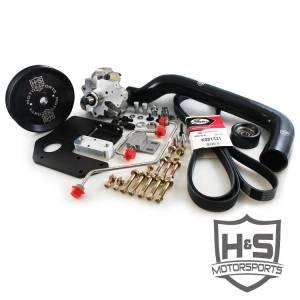 H&S Motorsports - H&S Motorsports 04.5-07 Cummins 5.9L Dual High Pressure Fuel Kit