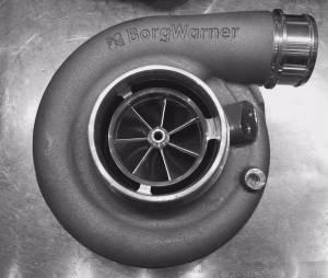 Maryland Performance Diesel - MPD 6.4L T4 Complete Single Turbo Kit
