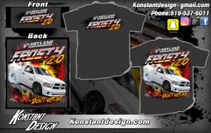 MPD Products - MPD FROSTY 2.0 T-Shirt