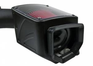 S&B Filters - S&B Filters 75-5091D Cold Air Intake (Dry Disposable Filter) for 07.5-10 LMM