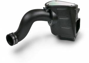 S&B Filters - S&B Filters 75-5094D Cold Air Intake Kit (Dry Disposable Filter) for 03-07 Cummins