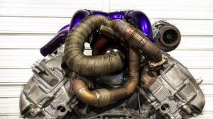 Maryland Performance Diesel - MPD 6.7 Compound Turbo Kit