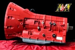MPD Products - Maryland Performance Diesel - MPD Stage One 6R140 Transmission
