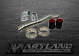 MPD Products - Maryland Performance Diesel - MPD 17-19 Upper Coolant Hose Kit