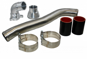 No Limit Fabrication - MPD 17-19 Upper Coolant Hose Kit