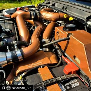 Maryland Performance Diesel - MPD 11-16 Upper Coolant Hose Kit - Image 4