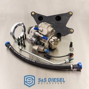 S&S Fuel System - 2019+ RAM CP3 Conversions - Image 3