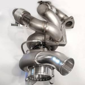 No Limit Fabrication - NLF 6.7L POWERSTROKE PRECISION TURBO KIT - Image 2
