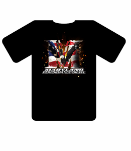 Maryland Performance Diesel - MPD Patriot T-Shirt PRE ORDER - Image 2