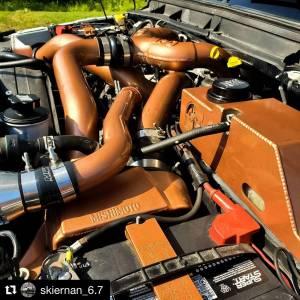 "Maryland Performance Diesel - MPD 20-22 Upper Coolant Hose Kit "" DUAL RADIATORS"" - Image 4"