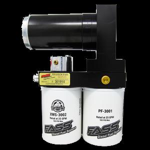 Titanium Signature Series Diesel Fuel Lift Pump 140GPH Ford Powerstroke 6.7L 2017-2021 (TS F18 140G)