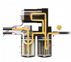 Fass  - Titanium Signature Series Diesel Fuel Lift Pump 140GPH@45-50PSI Ford Powerstroke 7.3L and 6.0L 1999-2007 (TS F14 140G) - Image 2