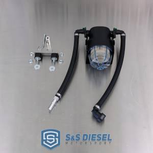 S&S Fuel Return Filter Assembly (#6130100)