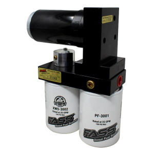 Fass fuel systems diesel lift pump 2019-2020 ram 6.7l cummins titanium signature series 100gph (ts d12 100g)