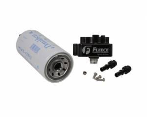 L5p Fuel Filter Upgrade Kit 17-19 Silverado/sierra 2500/3500 Fleece Performance